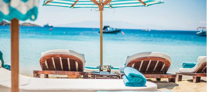 Плажовете на Миконос